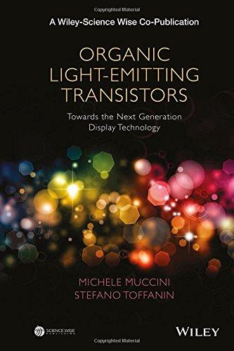 Organic Light-Emitting Transistors: Towards the Next Generation Display Technology