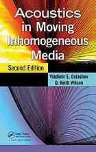 Acoustics in moving inhomogeneous media