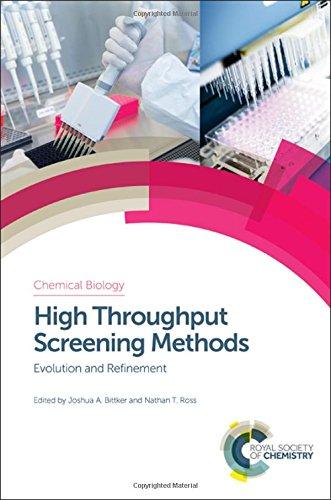 High throughput screening methods: evolution and refinement