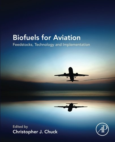 Biofuels for Aviation. Feedstocks, Technology and Implementation