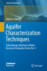 Aquifer Characterization Techniques: Schlumberger Methods in Water Resources Evaluation Series No. 4