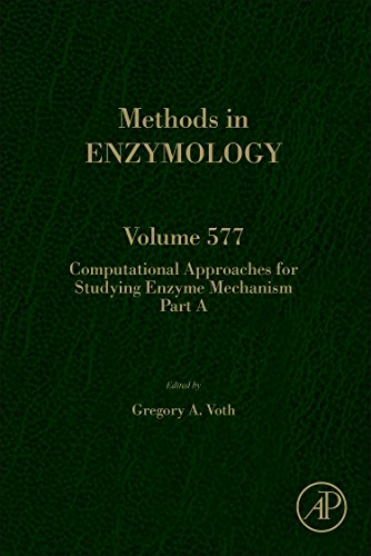 Computational Approaches for Studying Enzyme Mechanism Part A