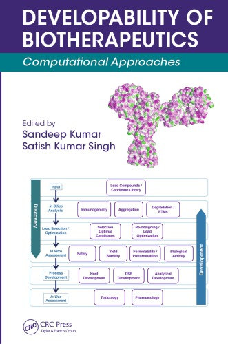 Developability of biotherapeutics : computational approaches