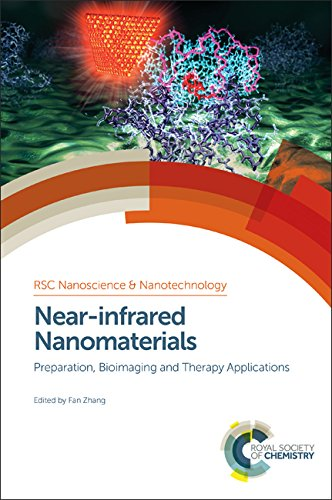 Near-infrared nanomaterials: preparation, bioimaging and therapy applications