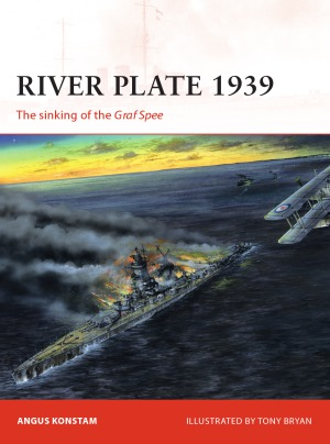 River Plate 1939  The Sinking of the Graf Spee