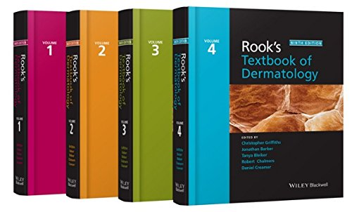 Rooks Textbook of Dermatology, 4 Volume Set, Volume 1