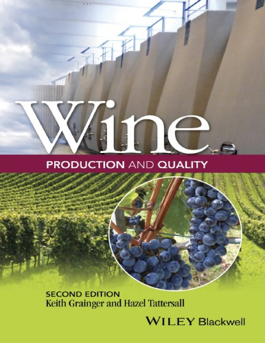 Wine Production and Quality, 2nd Edition