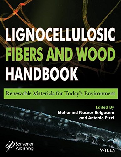 Lignocellulosic fibers and wood handbook: renewable materials for today's environment