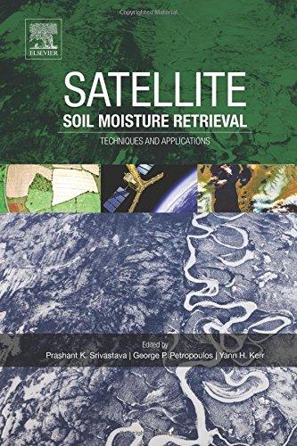 Satellite Soil Moisture Retrieval. Techniques and Applications