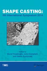 Shape Casting: 5th International Symposium 2014