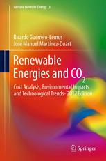 Renewable Energies and CO2 : Cost Analysis, Environmental Impacts and Technological Trends- 2012 Edition