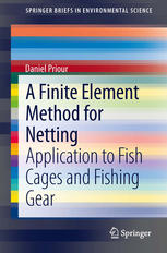 A Finite Element Method for Netting: Application to fish cages and fishing gear