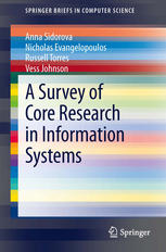 A Survey of Core Research in Information Systems