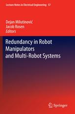 Redundancy in Robot Manipulators and Multi-Robot Systems