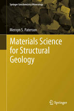 Materials Science for Structural Geology