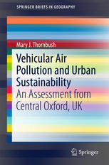Vehicular Air Pollution and Urban Sustainability: An Assessment from Central Oxford, UK