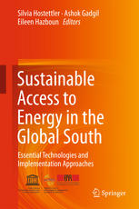 Sustainable Access to Energy in the Global South: Essential Technologies and Implementation Approaches