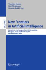 New Frontiers in Artificial Intelligence: JSAI-isAI 2014 Workshops, LENLS, JURISIN, and GABA, Kanagawa, Japan, October 27-28, 2014, Revised Selected P