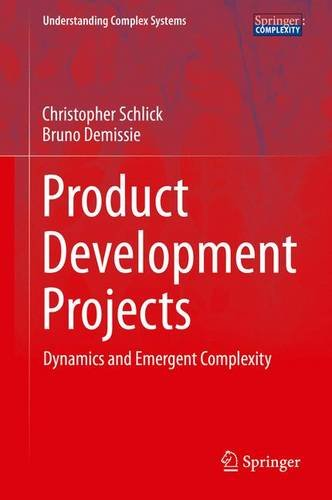 product development projects: dynamics and emergent complexity