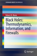 Black Holes: Thermodynamics, Information, and Firewalls