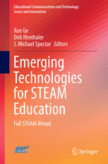 emerging technologies for steam education: full steam ahead