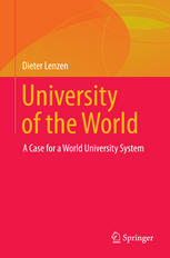 university of the world: a case for a world university system