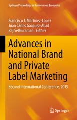 Advances in National Brand and Private Label Marketing: Second International Conference, 2015