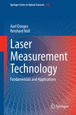 Laser Measurement Technology: Fundamentals and Applications