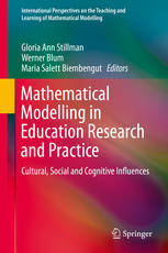 mathematical modelling in education research and practice: cultural, social and cognitive influences
