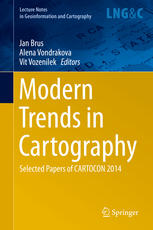 Modern Trends in Cartography: Selected Papers of CARTOCON 2014