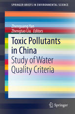 Toxic Pollutants in China: Study of Water Quality Criteria