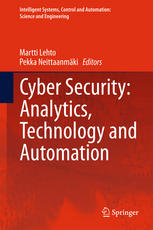 Cyber Security: Analytics, Technology and Automation