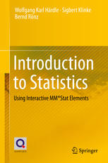 Introduction to Statistics: Using Interactive MM*Stat Elements