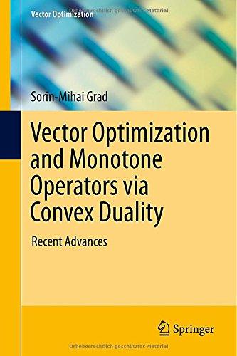 Vector Optimization and Monotone Operators via Convex Duality: Recent Advances