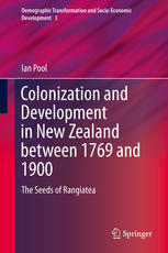 Colonization and Development in New Zealand between 1769 and 1900: The Seeds of Rangiatea