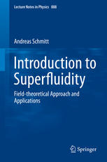 Introduction to Superfluidity: Field-theoretical Approach and Applications