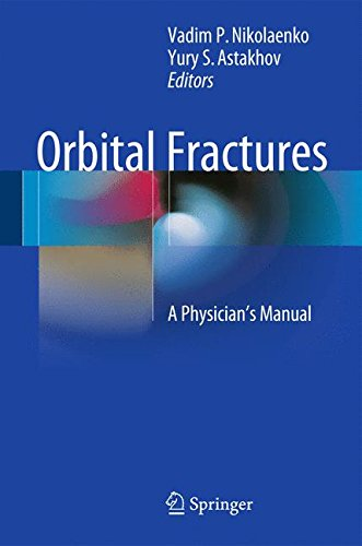 Orbital Fractures: A Physicians Manual