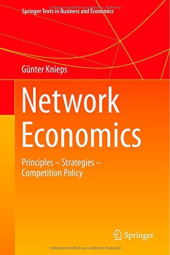 Network Economics: Principles - Strategies - Competition Policy