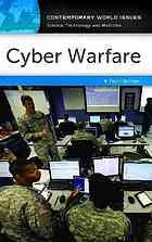 Cyber warfare : a reference handbook