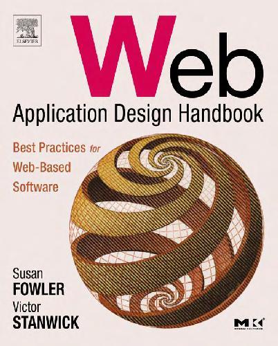 Web Application Design Handbook= Best Practices for Web Based Software
