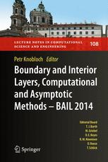 Boundary and Interior Layers, Computational and Asymptotic Methods - BAIL 2014