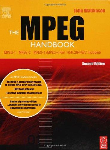 The MPEG Handbook, Second Edition