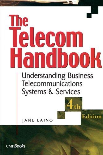 The Telecom Handbook, 4th Edition