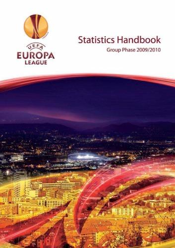 UEFA Europa League Statistics Handbook 2009/10