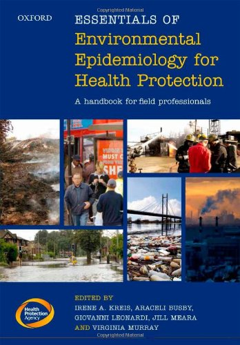 Essentials of Environmental Epidemiology for Health Protection: A handbook for field professionals