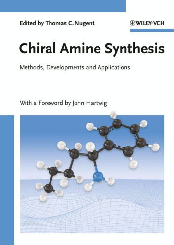 Chiral Amine Synthesis Nugent
