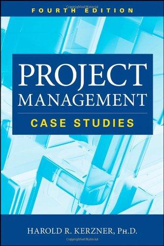 project management case studies kerzner pdf