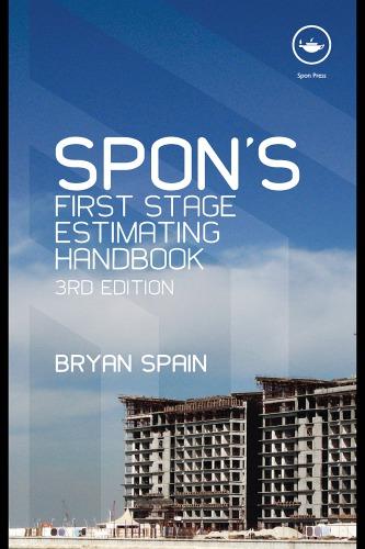 Spons First Stage Estimating Handbook