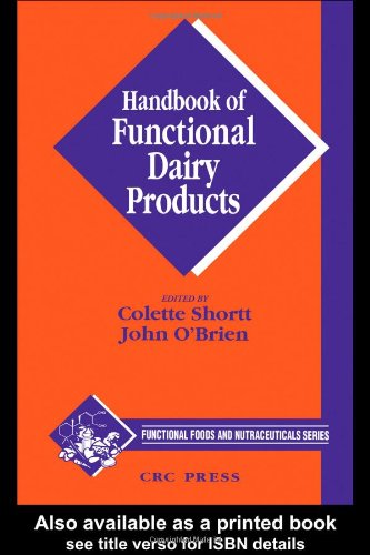 Handbook of Functional Dairy Products (Functional Foods and Nutraceuticals)