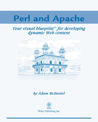 perl and apache visual blueprint pdf